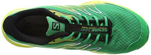grün Gecko Herren Sense Real Green Salomon Black Green Sneaker Link wIqOCxCHR