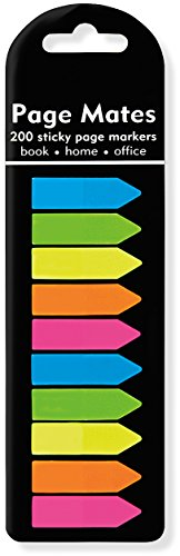 Neon Arrows Page Markers (Set of 200 Sticky Notes) (Bookmarks) ()