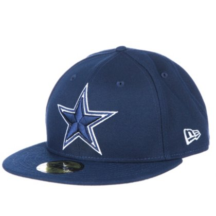 Image Unavailable. Image not available for. Color  Dallas Cowboys New Era  Title Trim 59Fifty Cap 3077c498c603