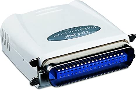 X-MEDIA XM-PS110P 1-Port Parallel Fast Ethernet 10//100Mbps Print Server