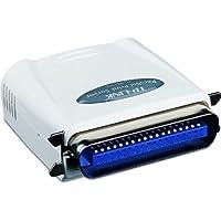TP-Link TL-PS110P Single parallel port fast ethernet Print Server, E-mail Alert, Internet Printing Protocol (IPP)…