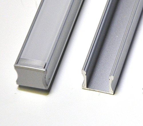 Led Aluminum Profiles Extrusions Channels B 4 Feet