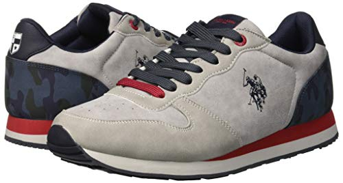 Assn Hombre Grigio Sheridan2 polo light Grey s Club Gr Li U Zapatillas Para O4wSTqnHE