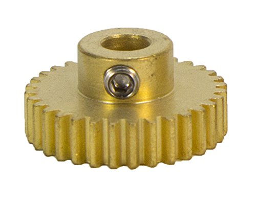 32 Tooth, 6mm Bore, 32 Pitch Pinion Gear