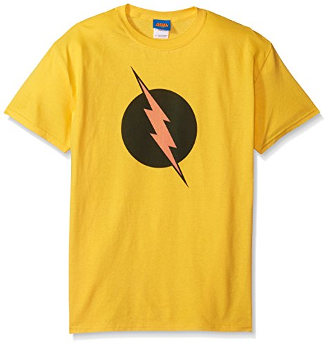 (Jla/Reverse Flash-Short Sleeve Adult -MD)