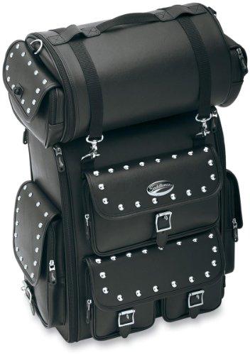 (Saddlemen 3515-0097 Desperado Deluxe Sissy Bar Bag)