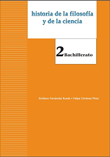 Amazon.com.br eBooks Kindle: Historia de la filosofía. 2 Bachillerato (Spanish Edition), Emiliano Fernández Rueda