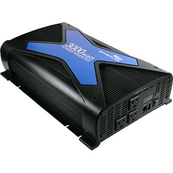 Whistler Pro-3000W 3,000 Watt Power Inverter