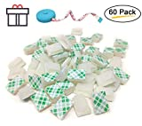 Wire Adhesive Cable Clips Cord Wall Ethernet Coaxial Magnetic Mini Decorating Management Gift Ideas,60pcs