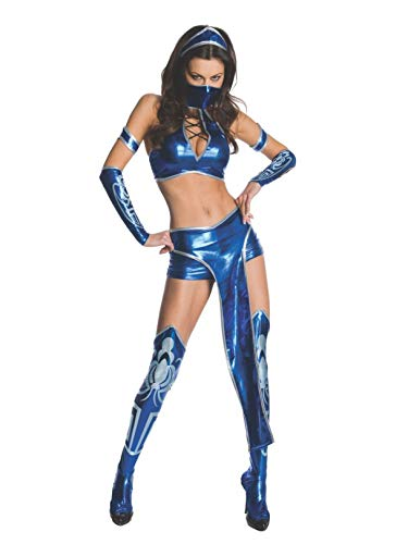 Rubie's Mortal Kombat Sexy Kitana Costume for Women -
