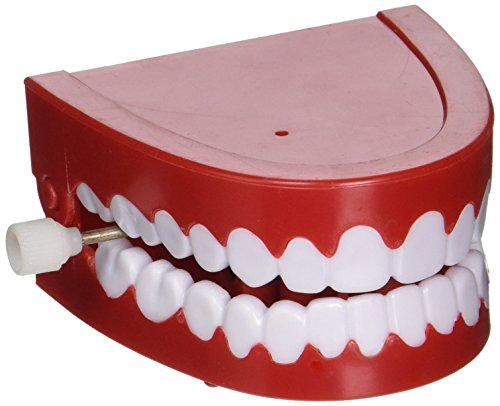 Forum Novelties Chatter Choppers - Chatter Teeth