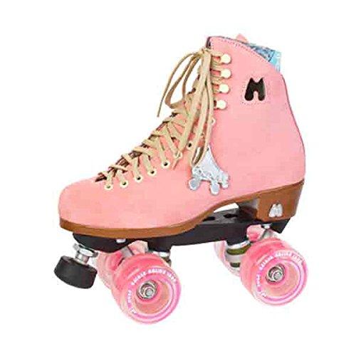 Moxi Roller Skates Lolly Roller Skates Pink 8