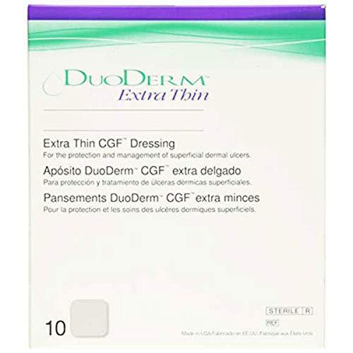 Convatec DuoDERM CGF Extra Thin Dressing 4