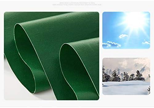 SLL- Telo parasole spesso di tela impermeabile impermeabile telo protezione solare telone auto telone tenda parasole panno protezione solare, 2*2m