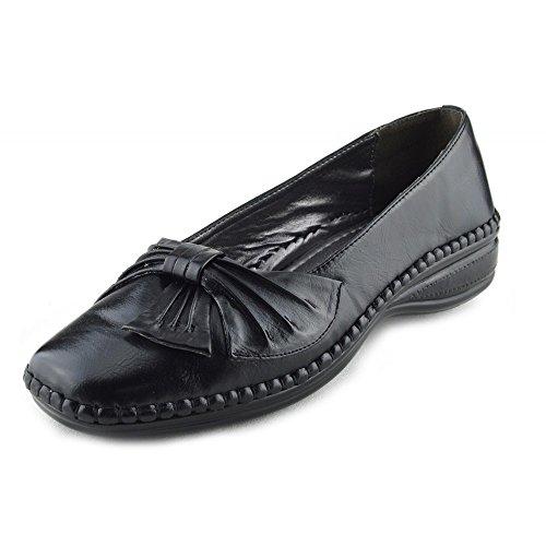 Scarpe Womens Nero 1 Comfort Ufficio Nero Donna Footwear Flat Kick A Casual Bronzo Piedi EPgwW