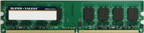 Super Talent DDR2-800 2GB/128x8 Hynix Chip -