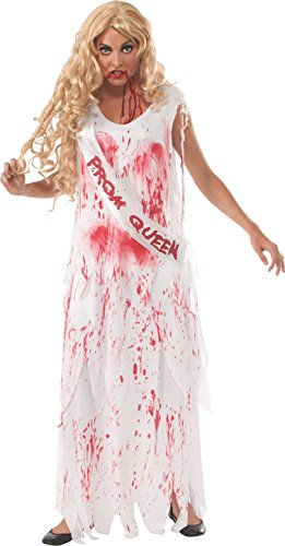 Rubie's Costume Women's Bloody Prom Queen Adult, Multicolor, Medium/Large