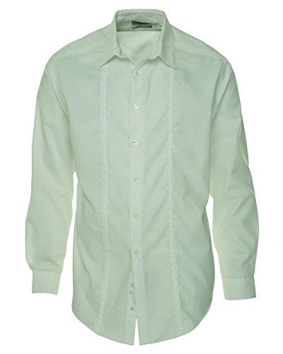 UPC 658339869326, Calvin Klein Steel Non Iron Slim Fit Solid Dress Shirt White 17.5 34/35