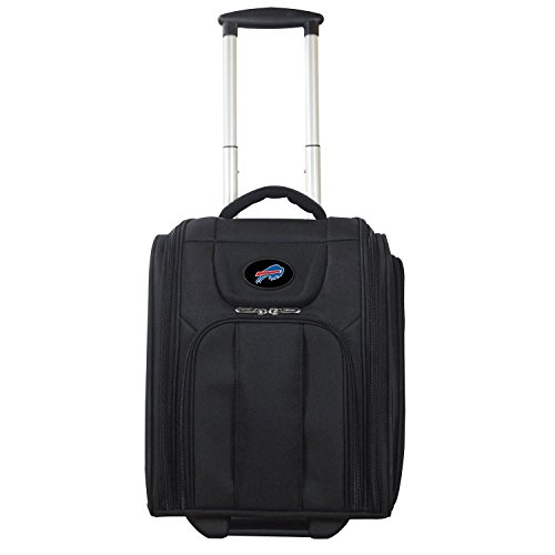 NFL Buffalo Bills Deluxe Wheeled Laptop Overnighter by Denco
