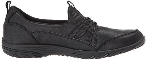 Skechers Mujeres Empress - Lets Be Real Walking Sneaker Black