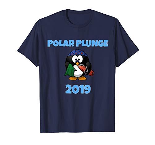 2019 Polar Plunge T-Shirt Polar Swim Gear Gift