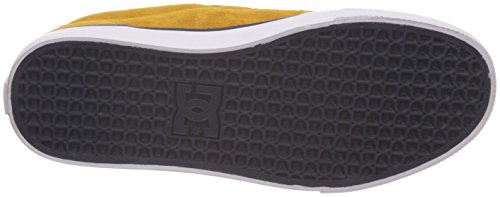 Dc Shoes Council Se Zapatillas De Caña Baja, Color: Camel, Size: 45 EU (11 US / 10 UK)