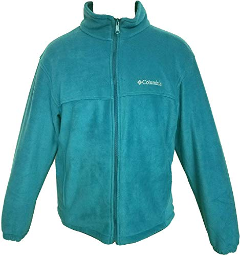 Columbia Men's Steens Mountain Full Zip 2.0 Soft Fleece Jacket (Ocean Blue, Medium)