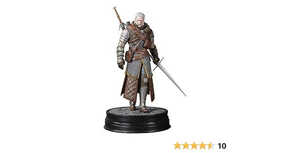 caccia selvaggia Geralt Grandmaster Ursine Figura PVC Figma The Witcher 3