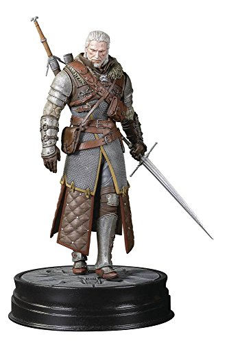 Diamond Comic Distributors Witcher 3 Wild Hunt Figure Geralt Ursine - Game And Statues Video Figures