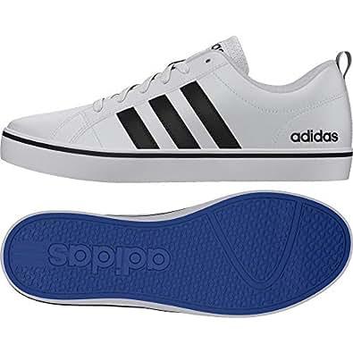 Adidas Pace Vs Aw4594, Zapatillas para Hombre, Blanco (Footwear White/Core Black/Blue 0), 39 1/3 EU