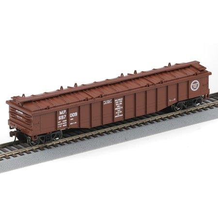 UPC 797534914803, HO RTR 50' Covered Gondola MP #697009 ATH91480