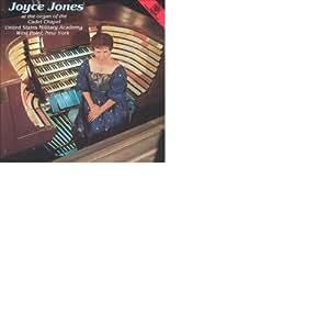 Joyce Jones at the Organ of Cadet Chapel, West Point