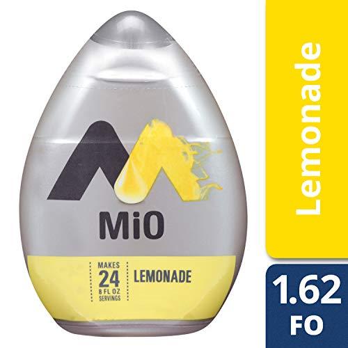 MiO Lemonade Liquid Water Enhancer , Caffeine Free, 1.62 fl oz Bottle (Best Mio Energy Flavor)