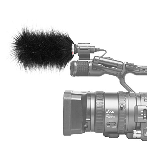 Gutmann Fur Microphone Windshield Windscreen for Sony PXW-Z100 / PXW-Z100/C