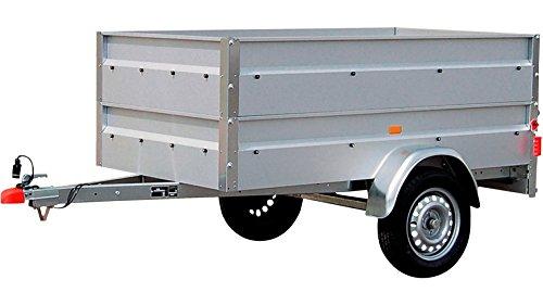 STEMA Anhängerzubehör Bordwandaufsatz für BASIC ST 1000/1500-25-13