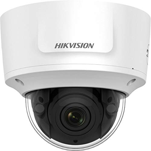 Hikvision Easyip 3.0 DS-2CD2755FWD-IZS 5 Megapixel Network Camera - Color by Hikvision