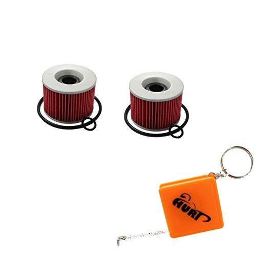 400 ex oil filter - 8