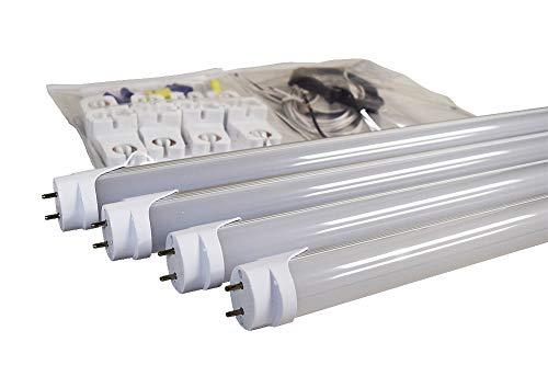 Orilis 4 Light Fluorescent To Led Retrofit Conversion Kit