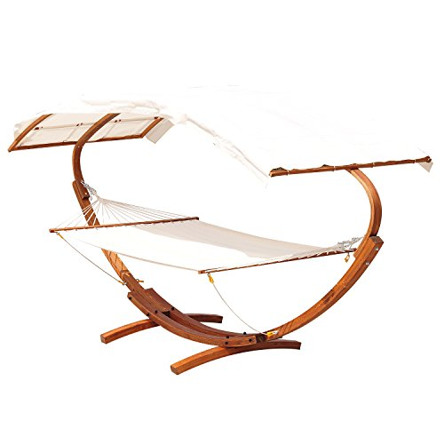 outsunny-2-person-wood-arc-outdoor-hammock-stand-set-with-canopy-teak