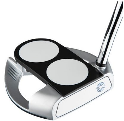 Double Bend Putter Shaft (ODYSSEY WORKS SS 2B FANG TANK PUTTER 38 LENGTH RIGHT HANDED)