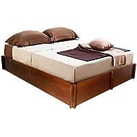 iFrame PLUS Modern Platform Bed Frame | Solid Wood Design | Made in USA | Easy Assembly