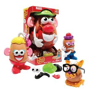 Playskool Mr. Potato Head Super - Glasses Cat Buy Eye