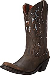 Dan Post Womens Standing  inch O inch  Cowgirl Boot Square Toe - Dp3293