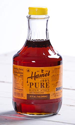 Hamel 100 Pure Maple Syrup