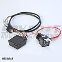 3G Spy Spot Wired-In GPS Vehicle Tracker with Kill Switch Starter Disable / Enable