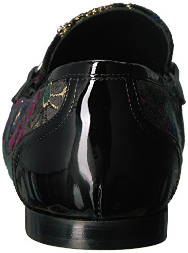 Slip Multi Zanotti Women's Black Giuseppe I760057 Loafer on qw8axwtZ0