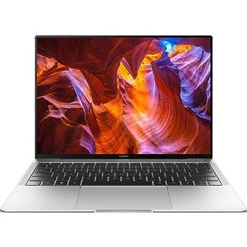 "Huawei MateBook X Pro 13.9"" Multi-Touch Notebook Computer, Intel Core i5-8250U 1.6GHz, 8GB RAM, 256GB SSD, Windows 10 Signature Edition, Mystic Silver"