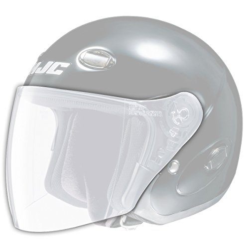 HJC Helmets Shield HJ-11 AC-3 CL-33 Harley Touring Motorcycle Helmet Accessories - Color: Clear ()