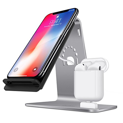 Bestand Aluminum Charging Wireless Qi Enabled