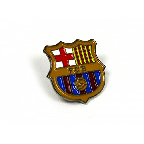 FC Barcelona Official Soccer Pin Badge (One Size) ()